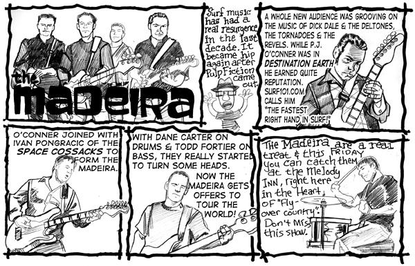 Barfly Comic