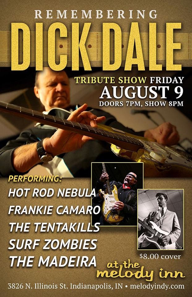 Dick Dale Tribute Show