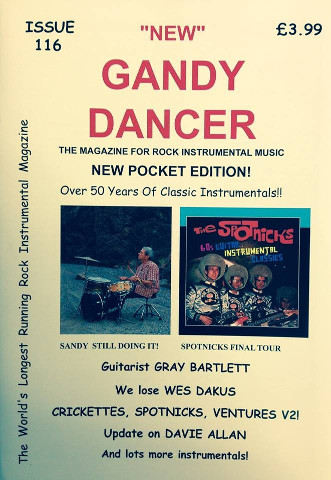 New Gandy Dancer #116